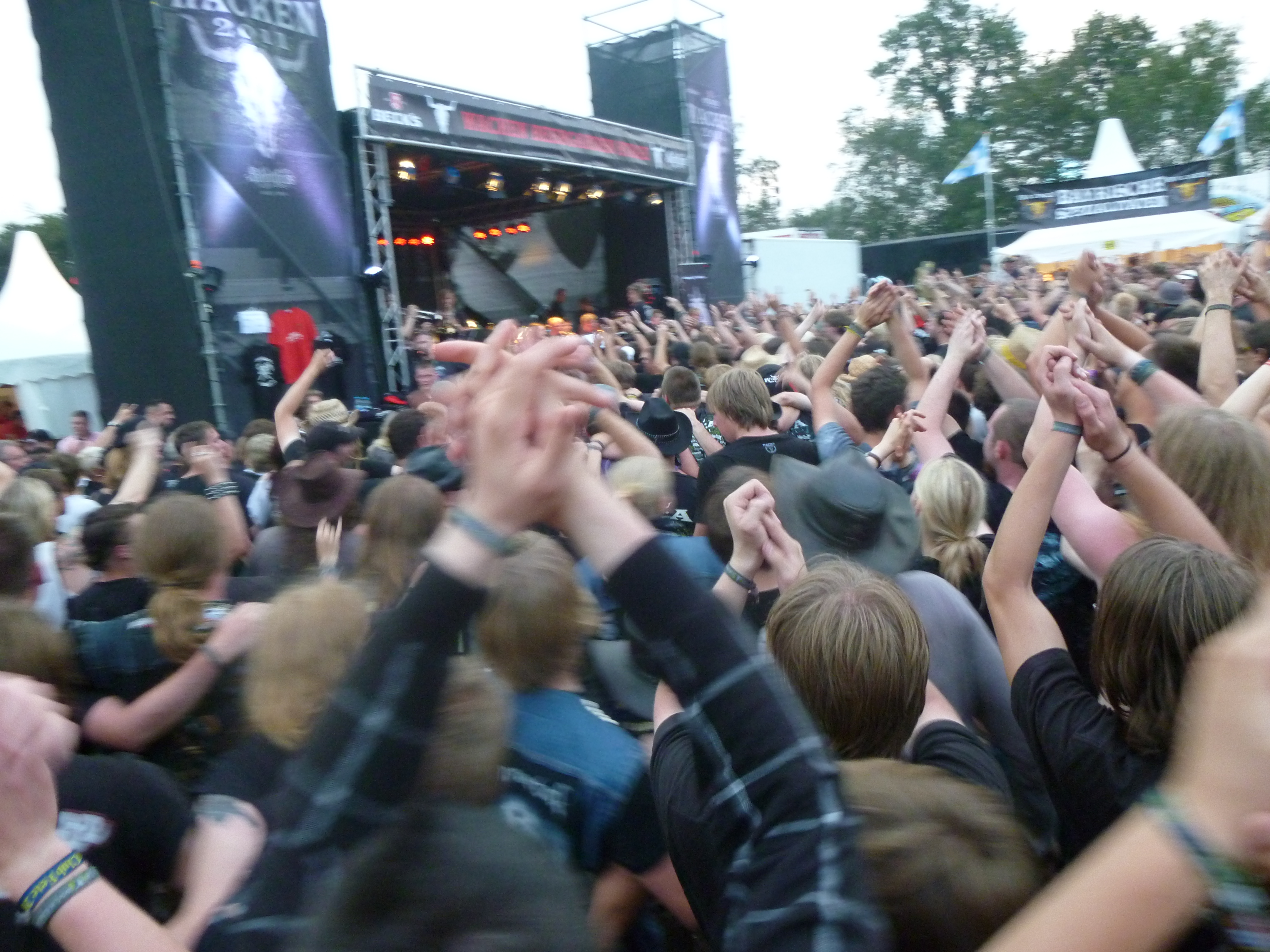Wacken Open Air 2011: Every Band I saw at Wacken Reviewed